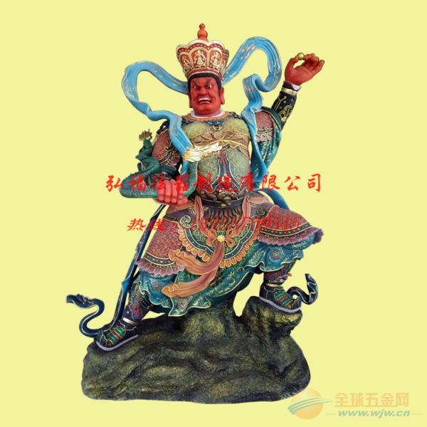 四大天王神像