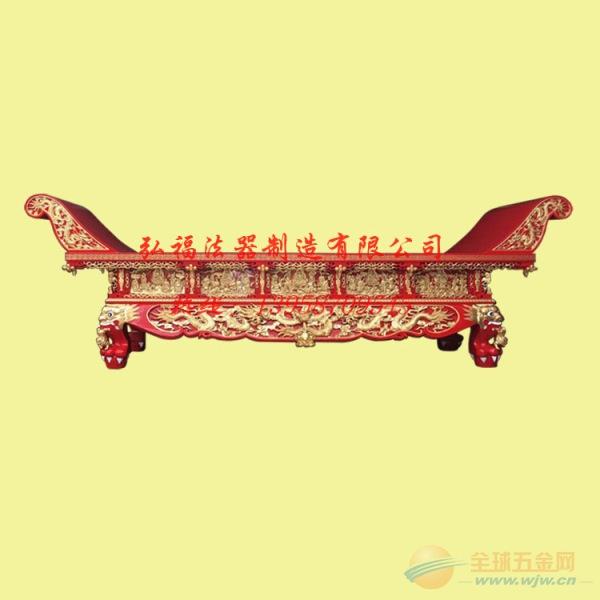 厂家直销仿古实木供桌 樟木精雕元宝供桌 佛堂红实木宗