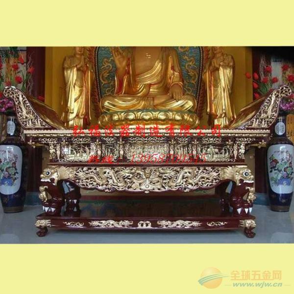 祠堂木雕供桌