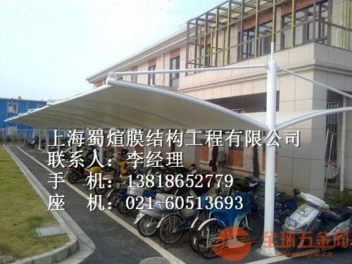 龙川县膜结构停车棚 厂家加工