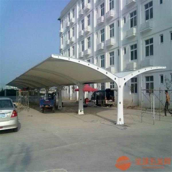 鱼台县简易膜结构车棚价格低质量好