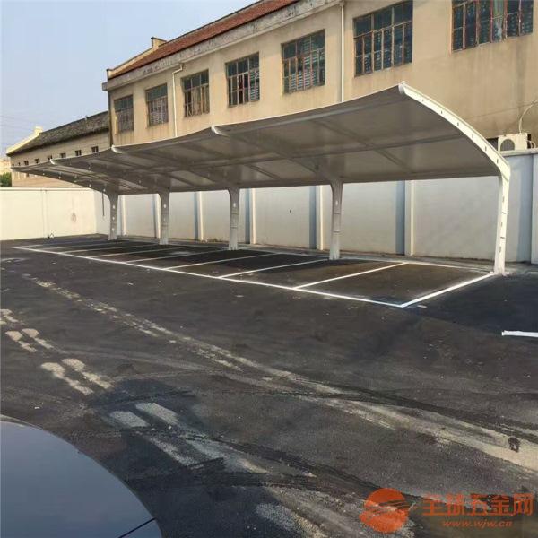 广陵区膜结构车棚介绍供应
