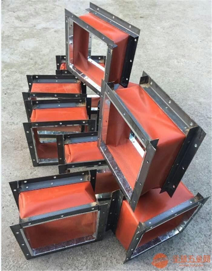 阻燃隔热玻纤布软连接也可按要求来定做厂家