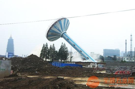 富阳水塔拆除公司 阜阳50米水塔拆除公司