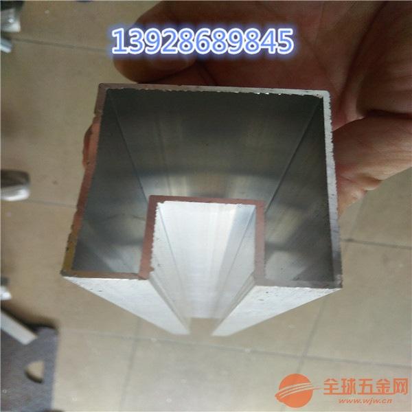 拉弯铝方通 装饰铝型材