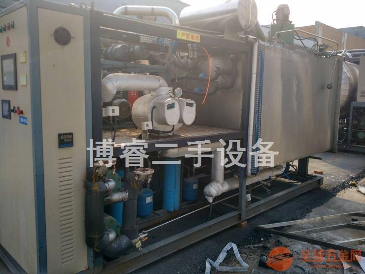 低价处理2台二手13平方真空冷冻干燥机