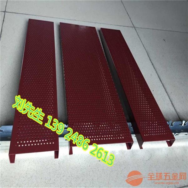 怀化优质铝方通雨棚