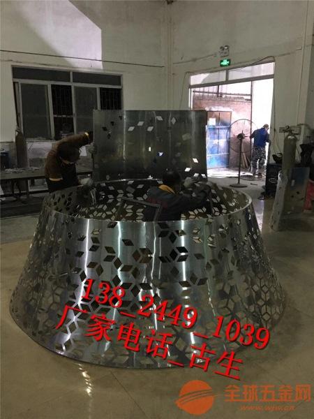 镂空造型铝单板 雕花铝单板近期报价