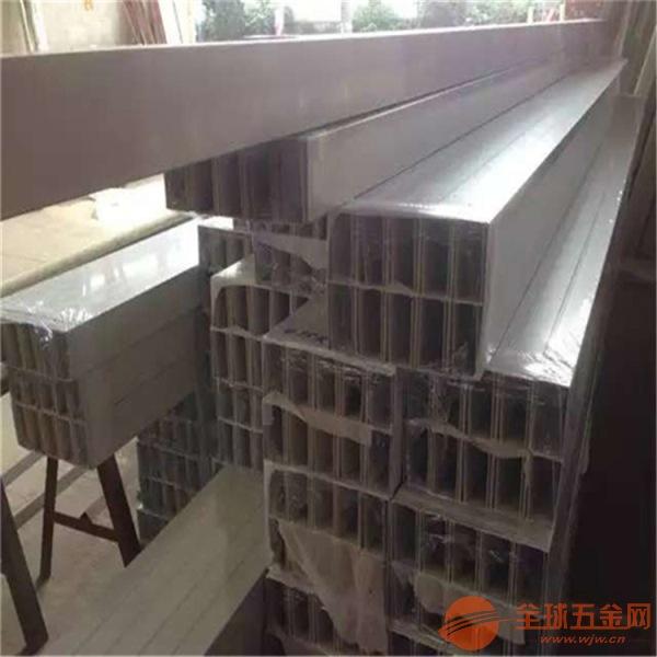 木纹铝方通厂家 U形铝方通规格