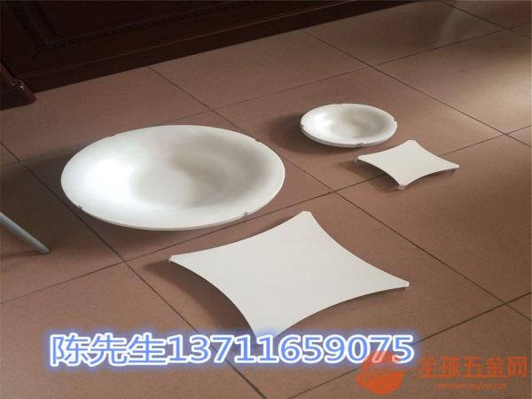 株洲氟碳双曲铝单板供应厂家 弧形铝单板订做