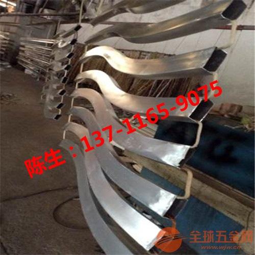 张掖U型铝方通装饰价格优惠 波浪铝方通批发价 异型铝方通规格