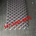 菏泽菱形铝网板幕墙厂家直销 拉伸铝网板装饰 装饰铝网板供应商