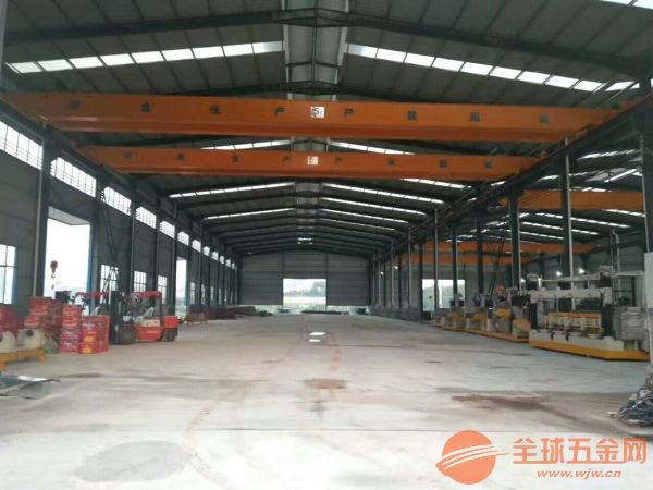 灵丘县非标车间起重航车龙门吊设备
