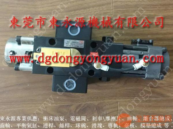 安徽KOSMEK冲床超负荷油泵,PL1071-HA,PW1671-S-