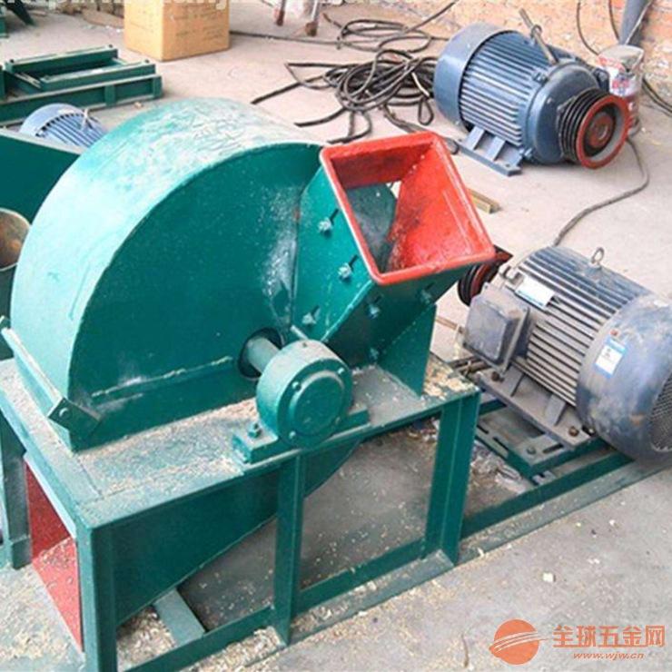 家具边角料粉碎机 电动木材粉碎机 锤片式锯末机