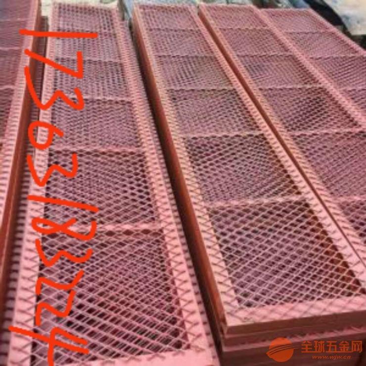吉林现货供应盾构走道板\建筑用钢板脚踏网\染漆钢板脚踏网