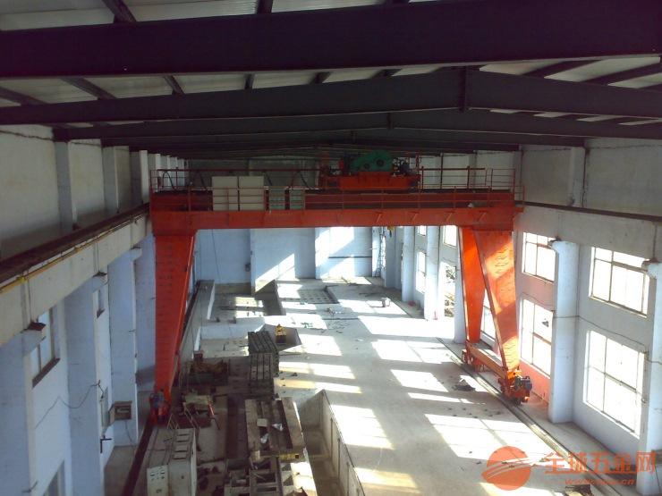 惠州龙门县二手桥式起重机哪有回收的