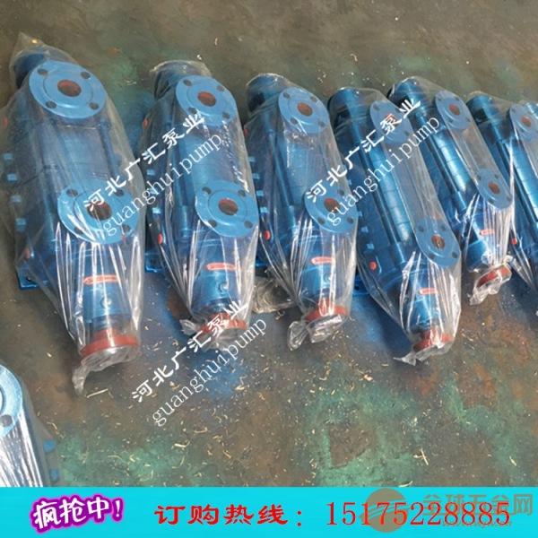 铜川多级泵卧式装配图解(18年促销)