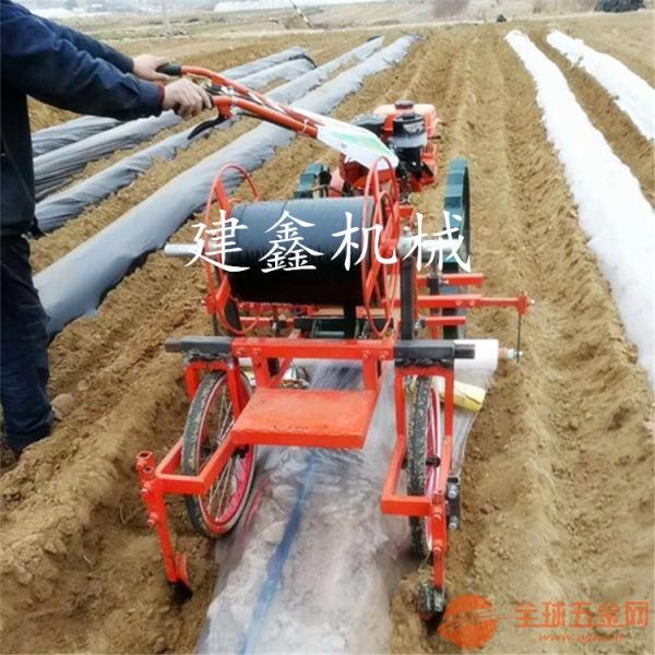 绵阳红薯起垄机地瓜起垄种植机厂家