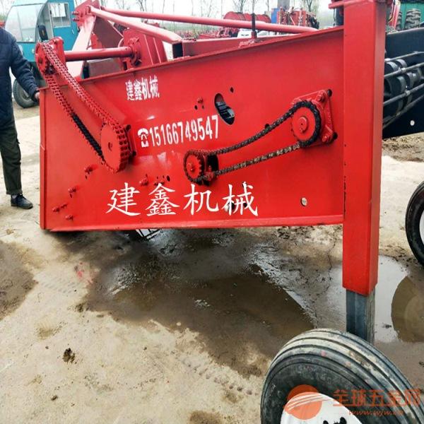 伊犁州板蓝根收获机药材挖掘机厂家