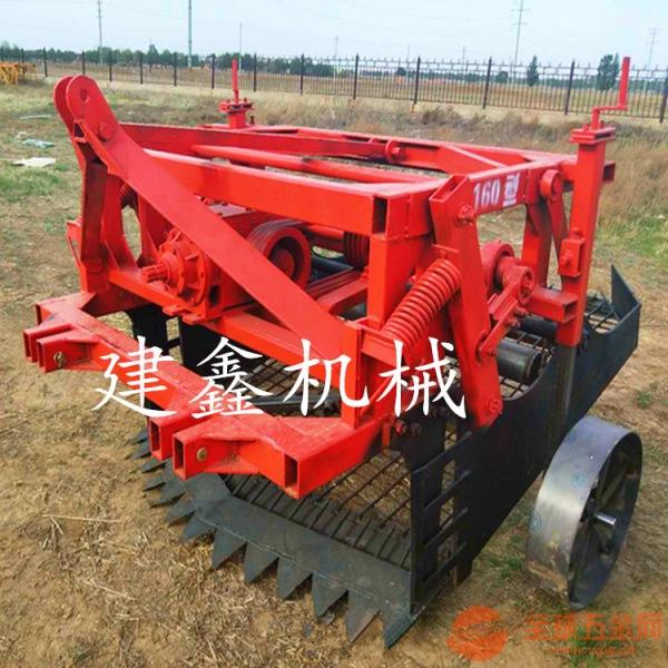 柳州半夏收获机蒲公英起挖机厂家