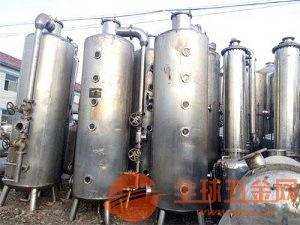 长期供应二手三效多级蒸发器