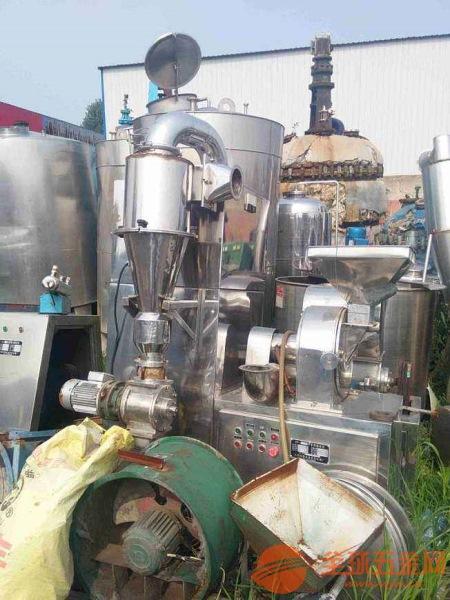 現貨銷售二手逆流降膜濃縮蒸發器