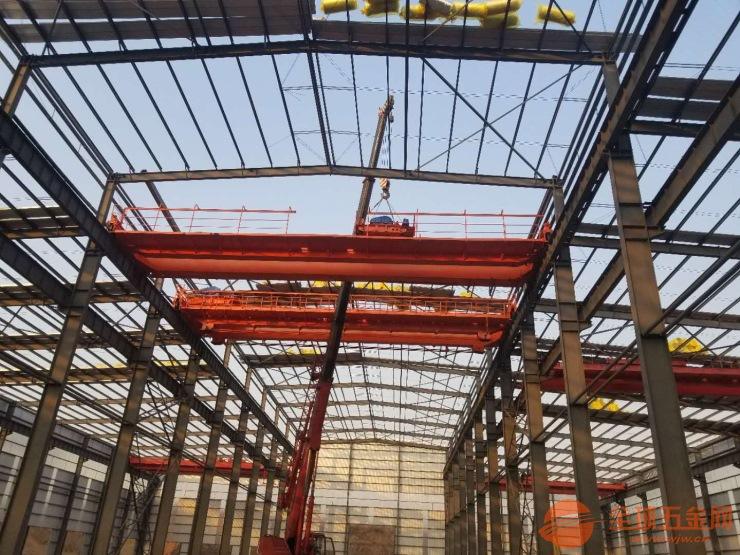 阜阳市钢结构承轨梁轨道供应
