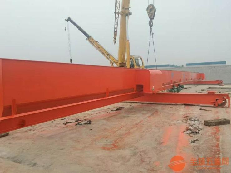 工程龙门吊10吨起重机定做