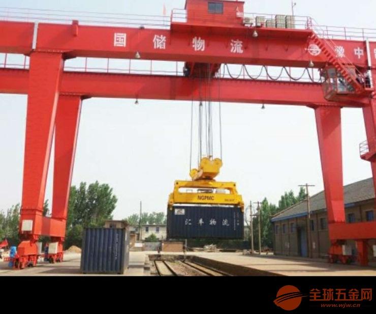陕西安康汉阴县2.9吨双梁起重机