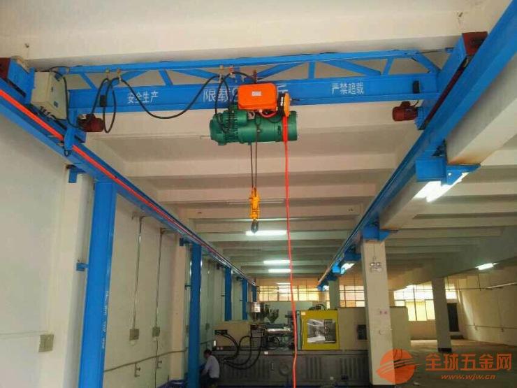 青海黄南河南县2.9吨门式起重机