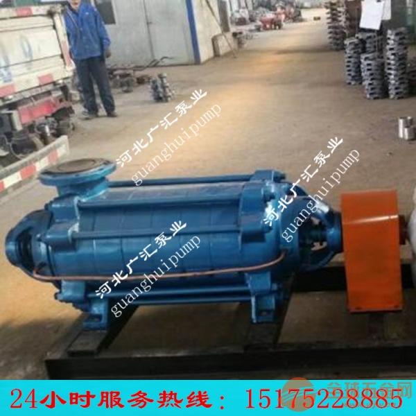 D155-30X4恩施州多级泵卧式装配图解(18年促销)