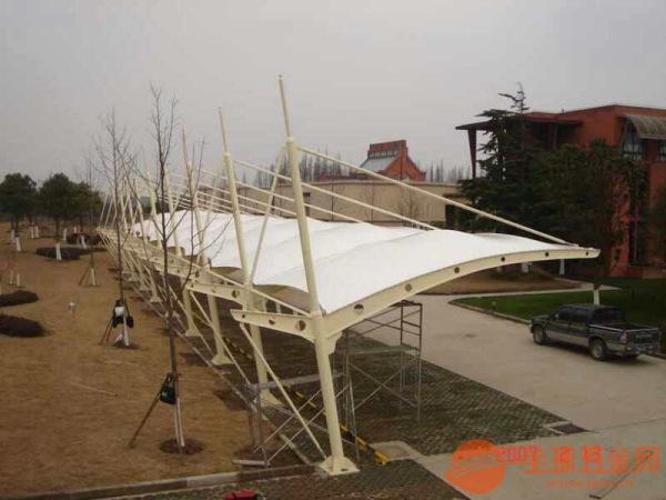 洪泽区 膜结构停车棚上海心悦膜结构有限公司;13524515111