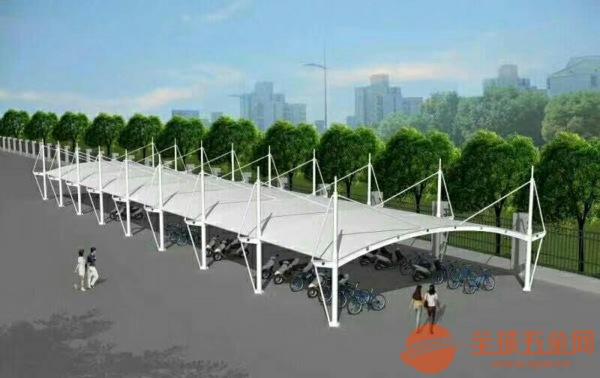 开封膜结构停车棚上海心悦膜结构有限公司;13524515111