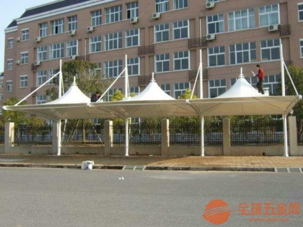 武义县 膜结构停车棚生产厂家