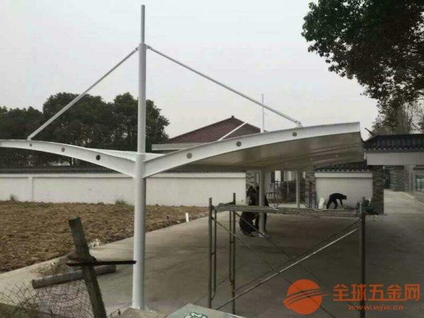 新昌县 膜结构停车棚生产厂家