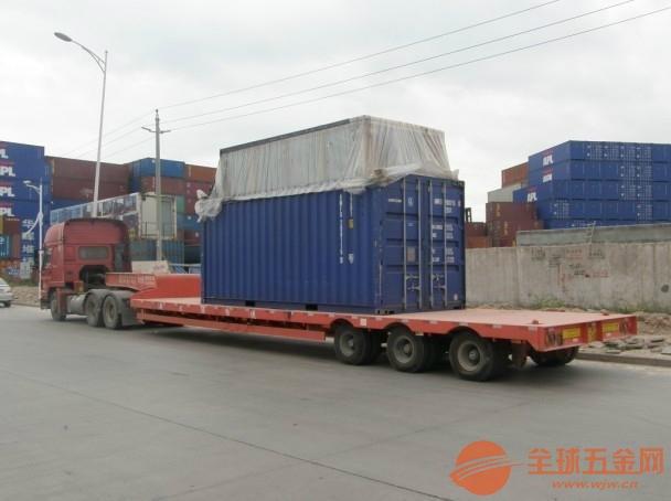 顺德乐从到黔东南雷山县有17米5平板车出租