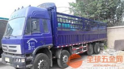 顺德容桂到黔东南从江县有17米5厢车出租