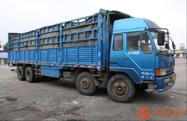 沧州泊头宏盛达物流有6米8高栏车 返程车出租