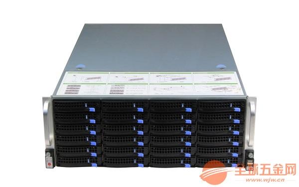 馨乐缔16盘位网络高清数字视频流媒体存储服务器整体解决方案商