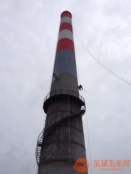 芒康县50-80米水泥烟囱美化公司费用大概多少