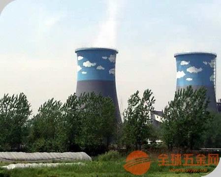 汕头50-80米砖烟囱美化公司报价透明
