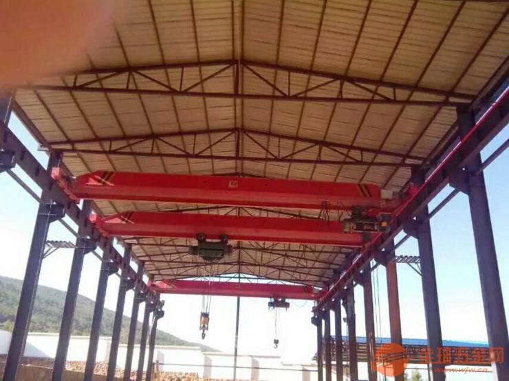 沧州吴桥县哪里卖二手门式起重机M二手门式桥式起重机收售