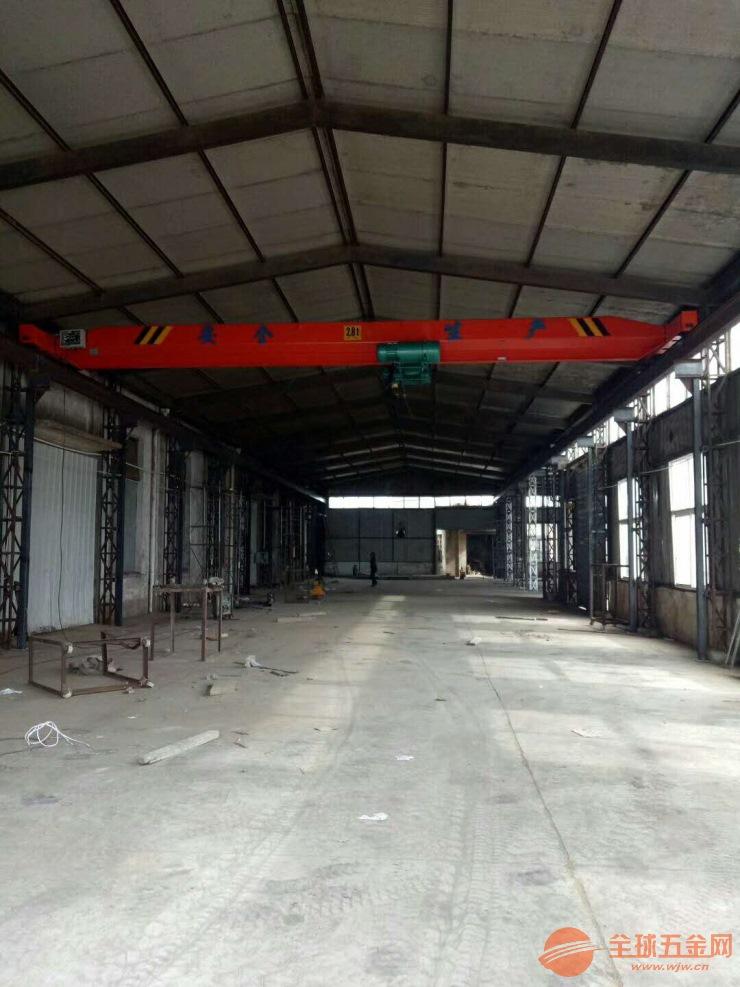 清远英德二手花架包厢框架龙门吊K二手单梁起重机旧的回收