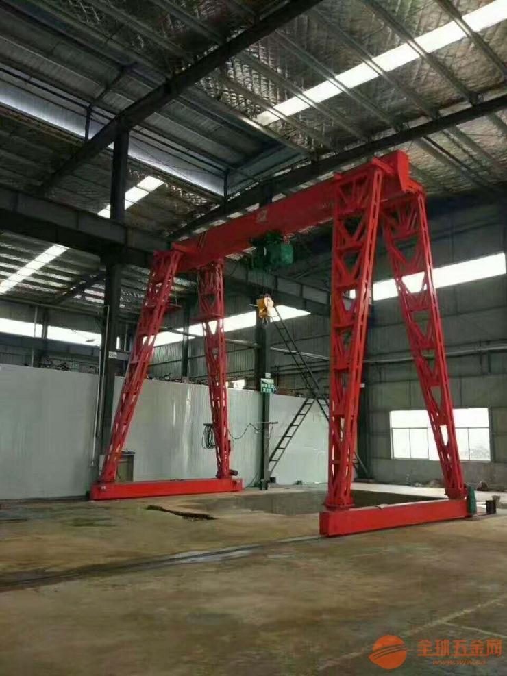 张家界永定天车E龙门吊R行吊M悬臂吊G货梯【现场测量尺寸设计】