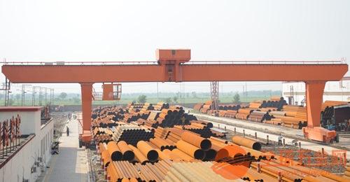 江永120吨行吊厂家U龙门吊价格N航吊多少钱C天车生产厂家在江永