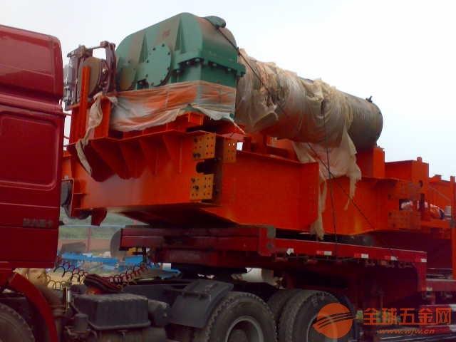 泰安新泰二手30噸道軌回收