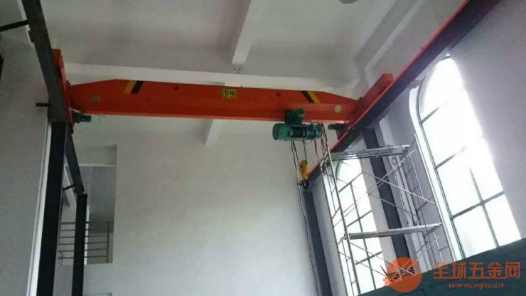 龙岩上杭县二手双梁起重机M二手航吊轨道旧的回收