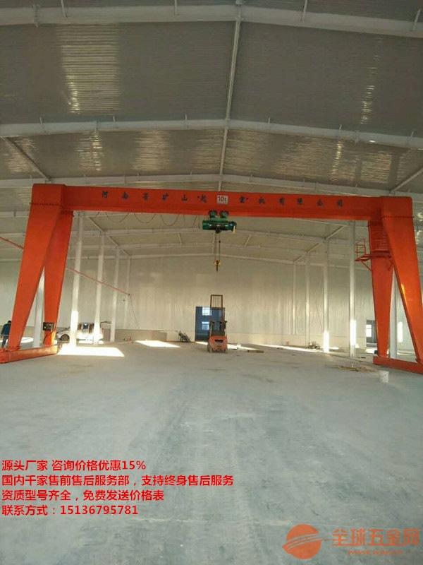 桥式行吊年检图片/井口专用桥式行吊多少钱