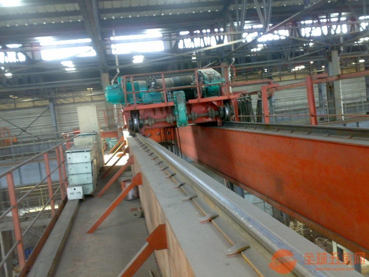 LDA型20吨电动单梁起重机参数